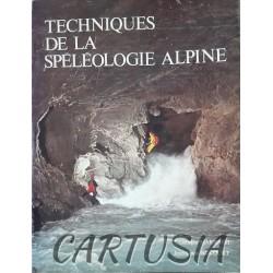 Techniques_de_la _spéléologie_alpine, _Georges_Marbach_et_Jean-Louis_Rocourt