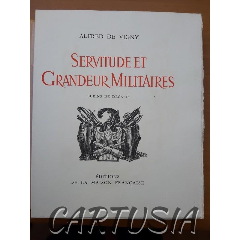 Servitude_et_Grandeur_Militaires_Vigny