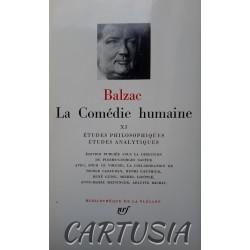La Comédie Humaine, T. XI,...