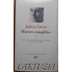 Julien_Green_Oeuvres_Complètes_T._II