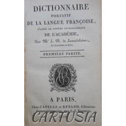 Dictionnaire_portatif_de_la_langue_françoise_de_Lamadeleine